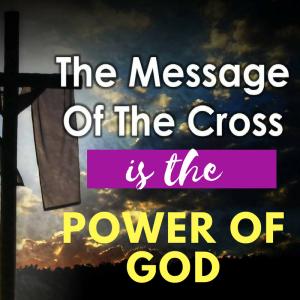 Download The Message Of The Cross - Prophet Cherub Obadare
